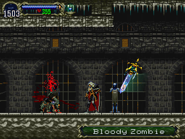 Castlevania: Symphony of the Night, Konami