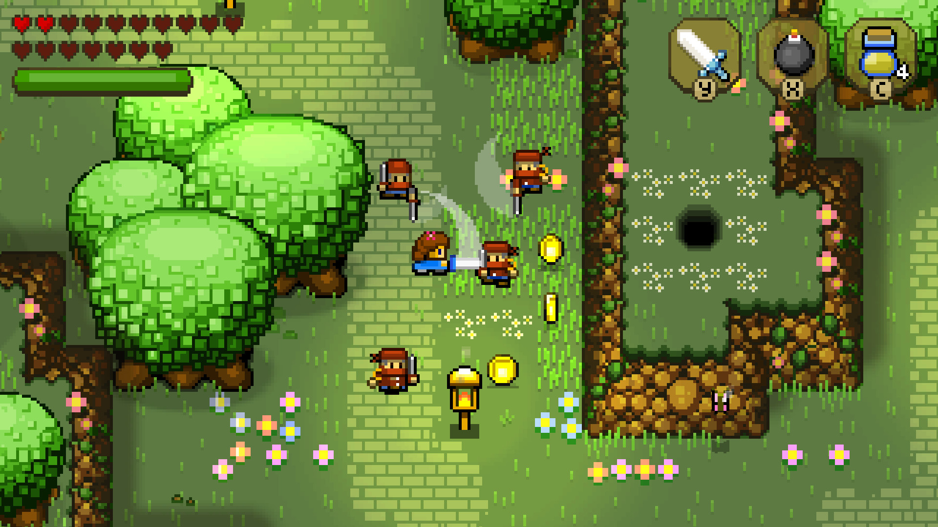 Blossom Tales: The Sleeping King, Castle Pixel, LLC.